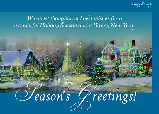 Seasons Greetings Cards Free Seasons Greetings Wishes
