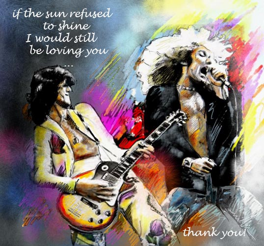 If The Sun Refused To Shine Free Thank You ECards