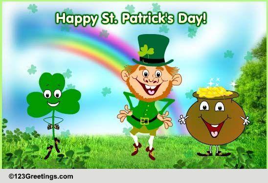 Happy St Patricks Day Dance Free Happy St Patricks