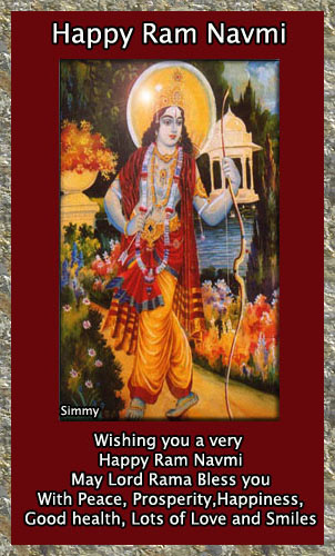 Ram Navami Wishes Free Ram Navami ECards Greeting Cards
