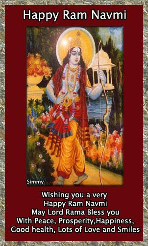 Ram Navami Wishes Free Ram Navami ECards Greeting Cards 123 Greetings