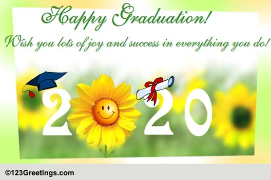 Wish A Happy Graduation Free Happy Graduation ECards