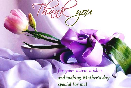 Warm Thank You Note Free Thank You ECards Greeting