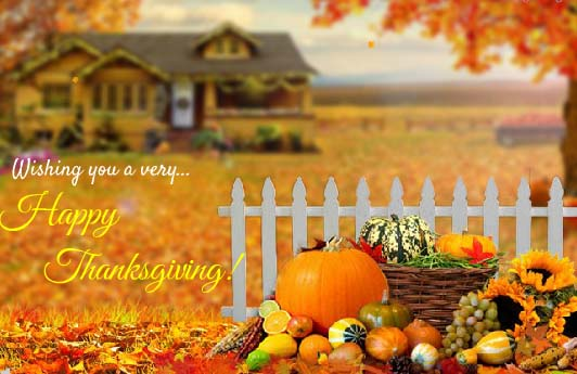 Warm Wishes On Thanksgiving Free Happy Thanksgiving ECards 123 Greetings