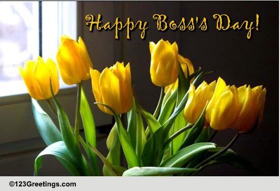 Appreciation Of Women Boss Free Women Boss eCards