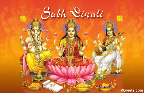 Happy Birthday Pooja Wallpaper Hd Diwali Lakshmi Pooja Free Religious Blessings Ecards