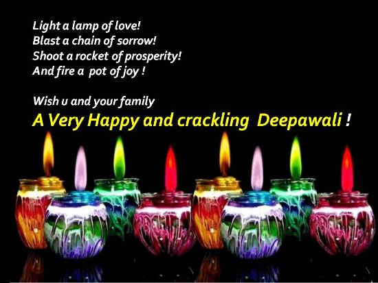 Wish A Crackling And Joyful Deepawali Free Happy Diwali