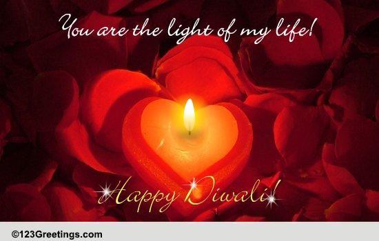 A Special Diwali Wish! Free Happy Diwali Wishes ECards