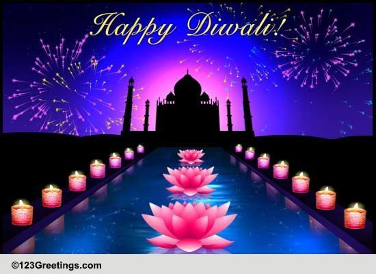 Grand Diwali Wishes! Free Happy Diwali Wishes ECards