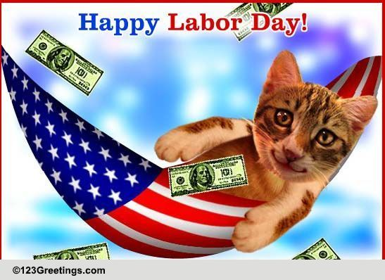 A Labor Day Game! Free Happy Labor Day ECards Greeting