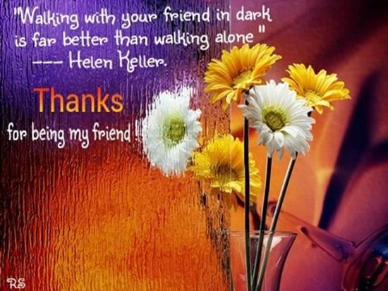 I Cherish Your Friendship Free Special Friends eCards