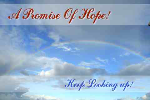 A Promise Of Hope Free Cheer Up ECards Greeting Cards