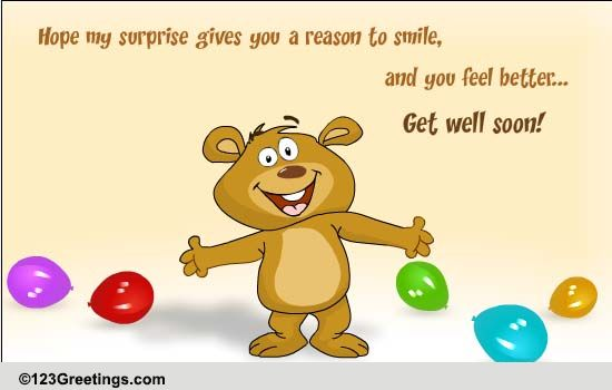 smile and get well