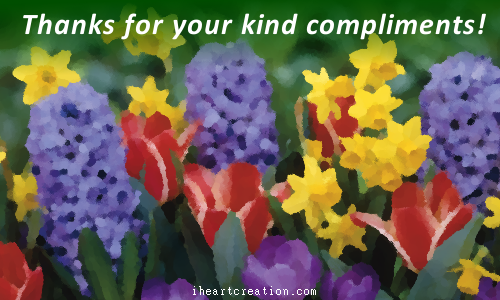 Kind Compliments Free Congratulations ECards Greeting Cards 123 Greetings