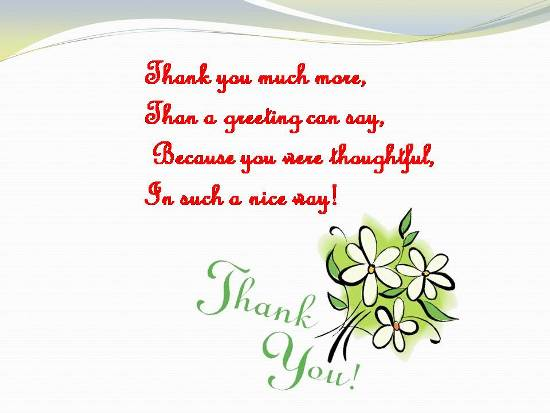 Express Your Heartfelt Thanks Free Flowers ECards