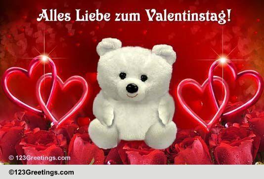 Liebe Amp Umarmungen Zum Valentinstag Free Valentinstag