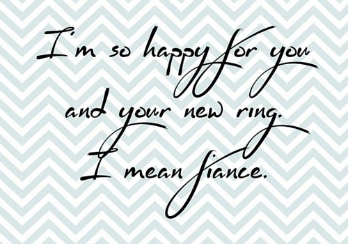 Funny Engagement Card... Free Engagement eCards, Greeting
