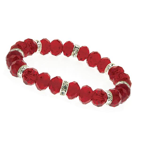 Red Luxe Bracelet