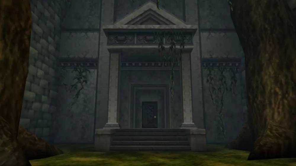 Forest Temple - Ocarina of Time