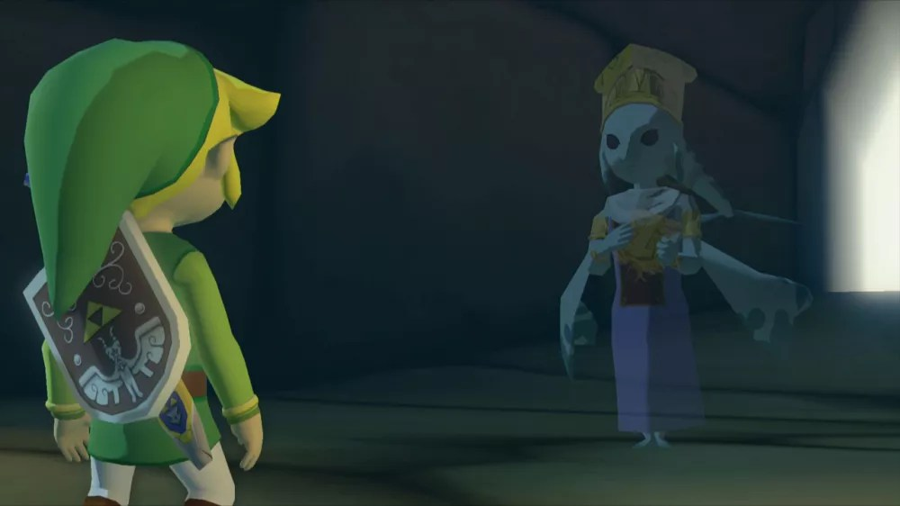 Earth Temple - The Wind Waker
