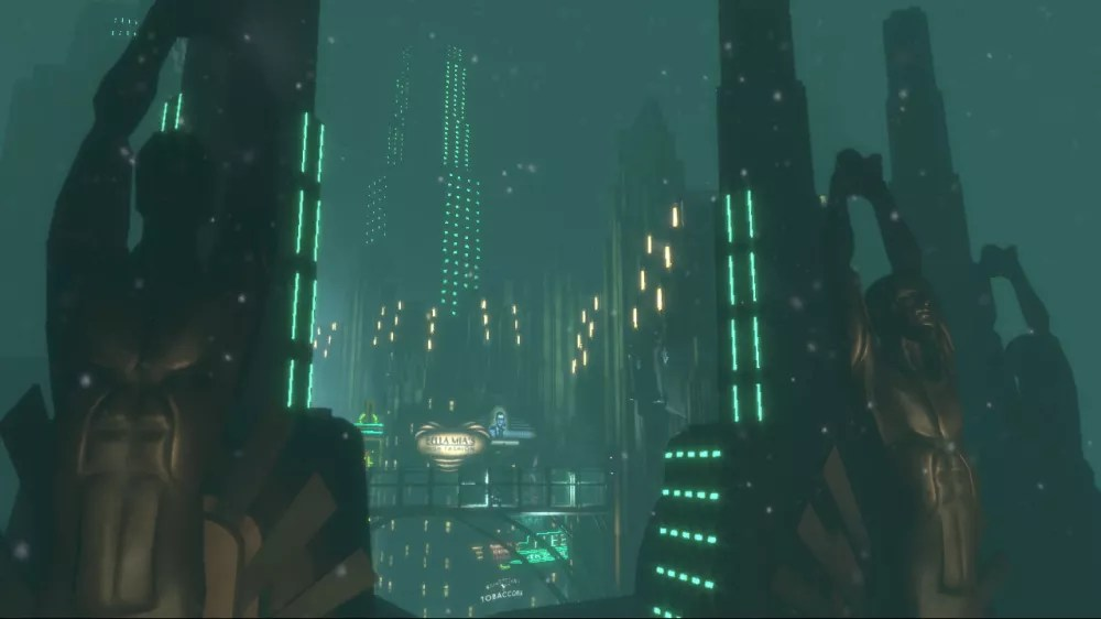 The World of BioShock