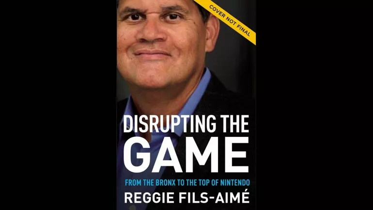 Reggie Fils-Aime, former president of Nintendo, to present a book with tips for success