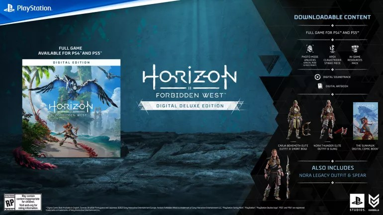 Image from Horizon: Forbidden West