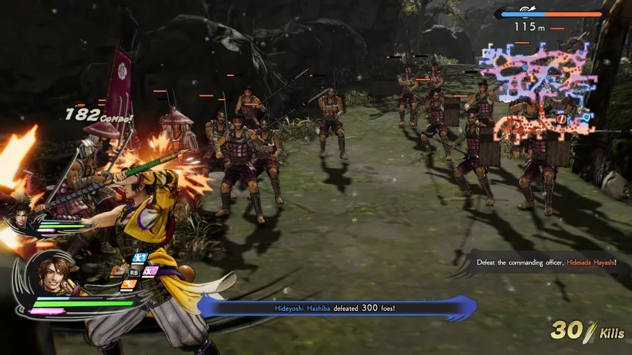 Samurai Warriors 5 PC