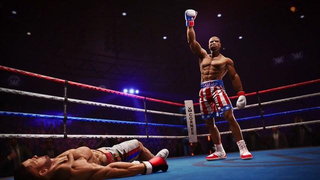 Big Rumble Boxing: Creed Champions, juego basado en las películas Rocky y  Creed, tendrá edición física