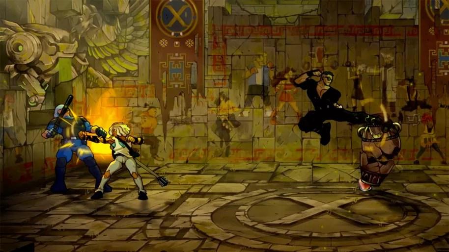 Streets Of Rage 4 - Mr. X Nightmare Xbox One