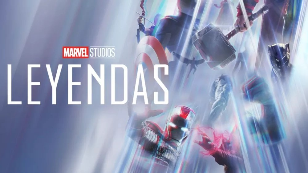 Marvel Studios Legends: New Episodes - August 4 (Disney +)