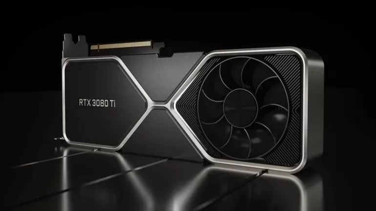 GeForce RTX 3080 Ti, one of the latest GPUs from Nvidia.