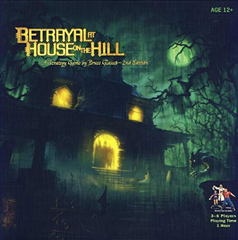 Betrayal At The House On The Hill 7