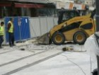 Repair of the seventh month in the center of Sofia - unknown
