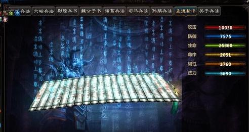 三國武神兵法7升8階進階資料 | 電玩01