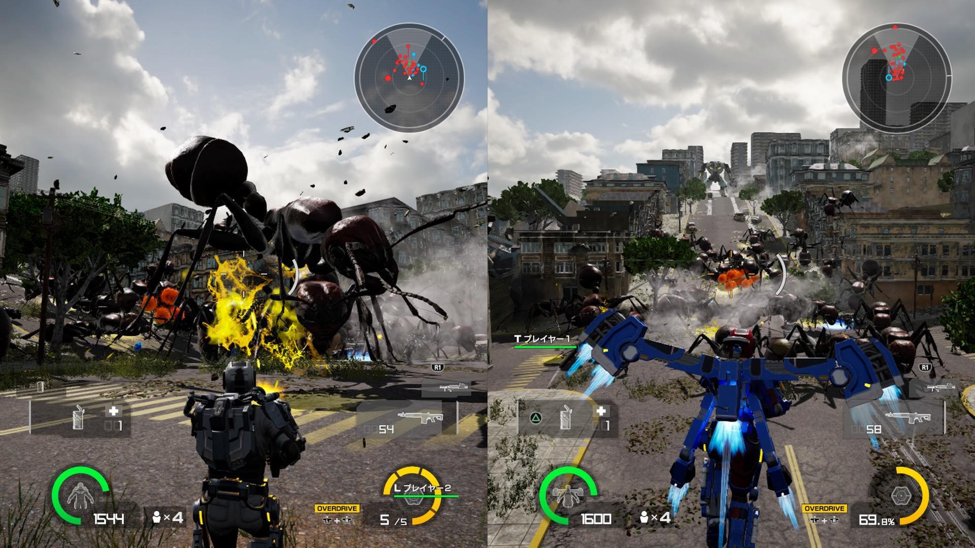 《地球防衛軍:鐵雨》Steam發售 國區定價163元 | 電玩01