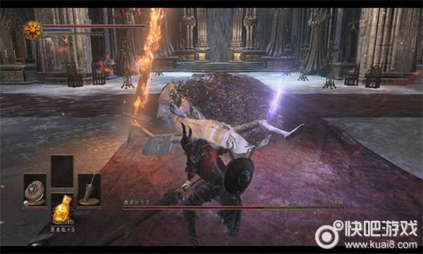黑暗靈魂3高周目裡狗的打法技巧分享   電玩01