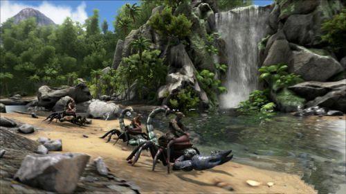 《方舟生存進化》蠍子出現地點詳解 | 電玩01