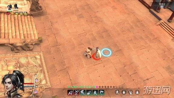 河洛群俠傳全切磋加正氣的NPC一覽   電玩01