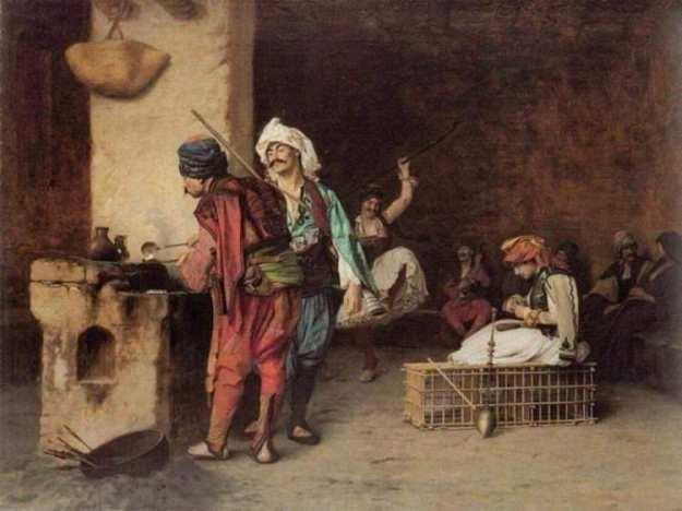 Padişahın cenazesini yıkadığı Bergamalı sarhoş