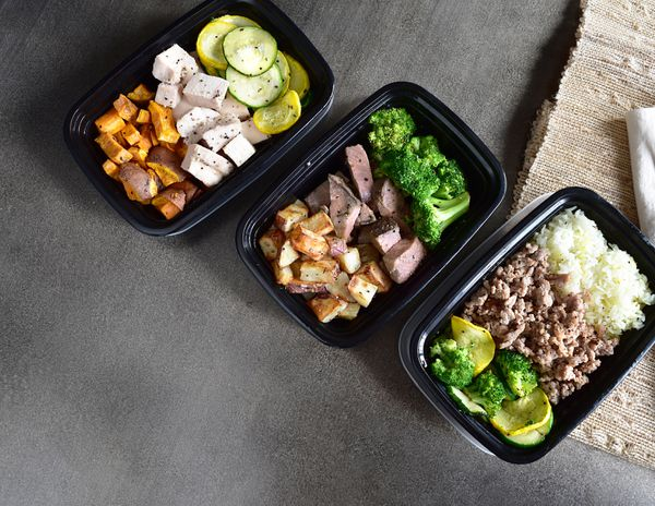 Outside of meal plans, MealFit offers fully prepared meals to clients.