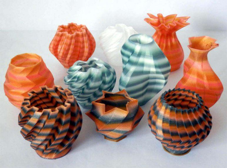 En İyi 3D Yazıcı Filament Tiplerinin Görüntülenmesi: Naylon
