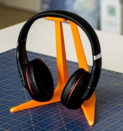 featured image of 22 best headphone stands and headset stands to 3d print [ 1284 x 722 Pixel ]