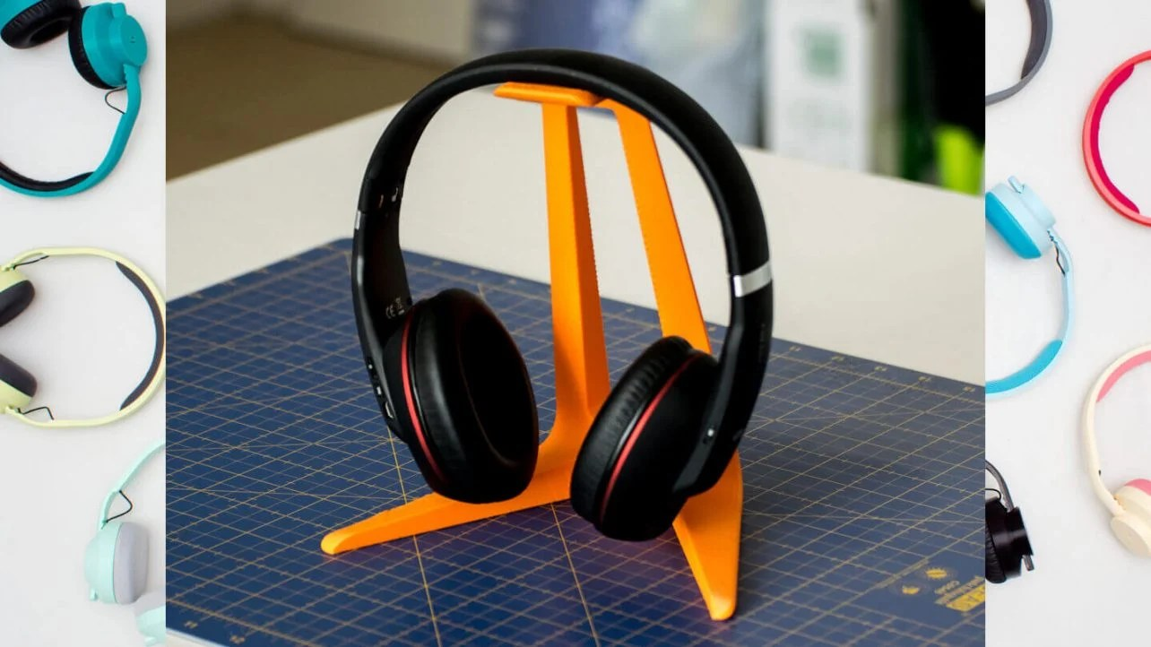 hight resolution of featured image of 22 best headphone stands and headset stands to 3d print