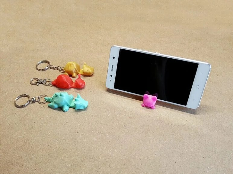 10 cool custom keychains