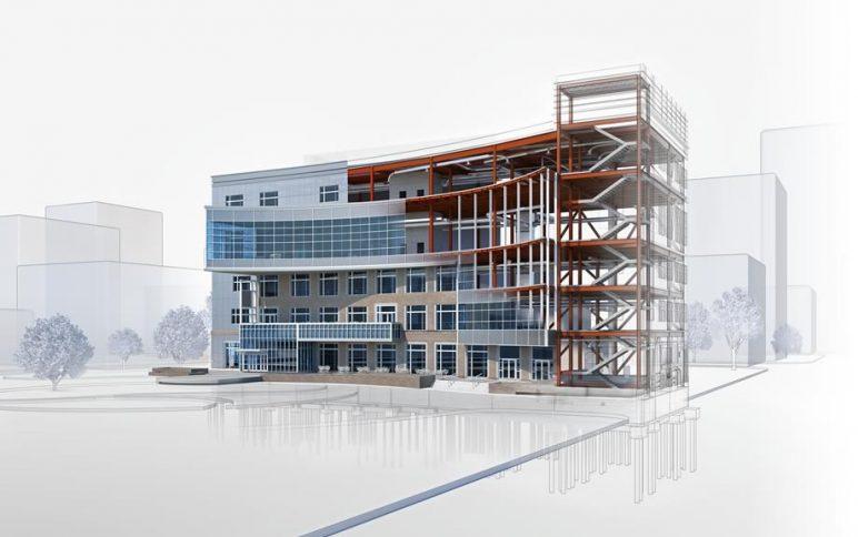 Image of Logiciel d'architecture 3D / Logiciel BIM: Revit