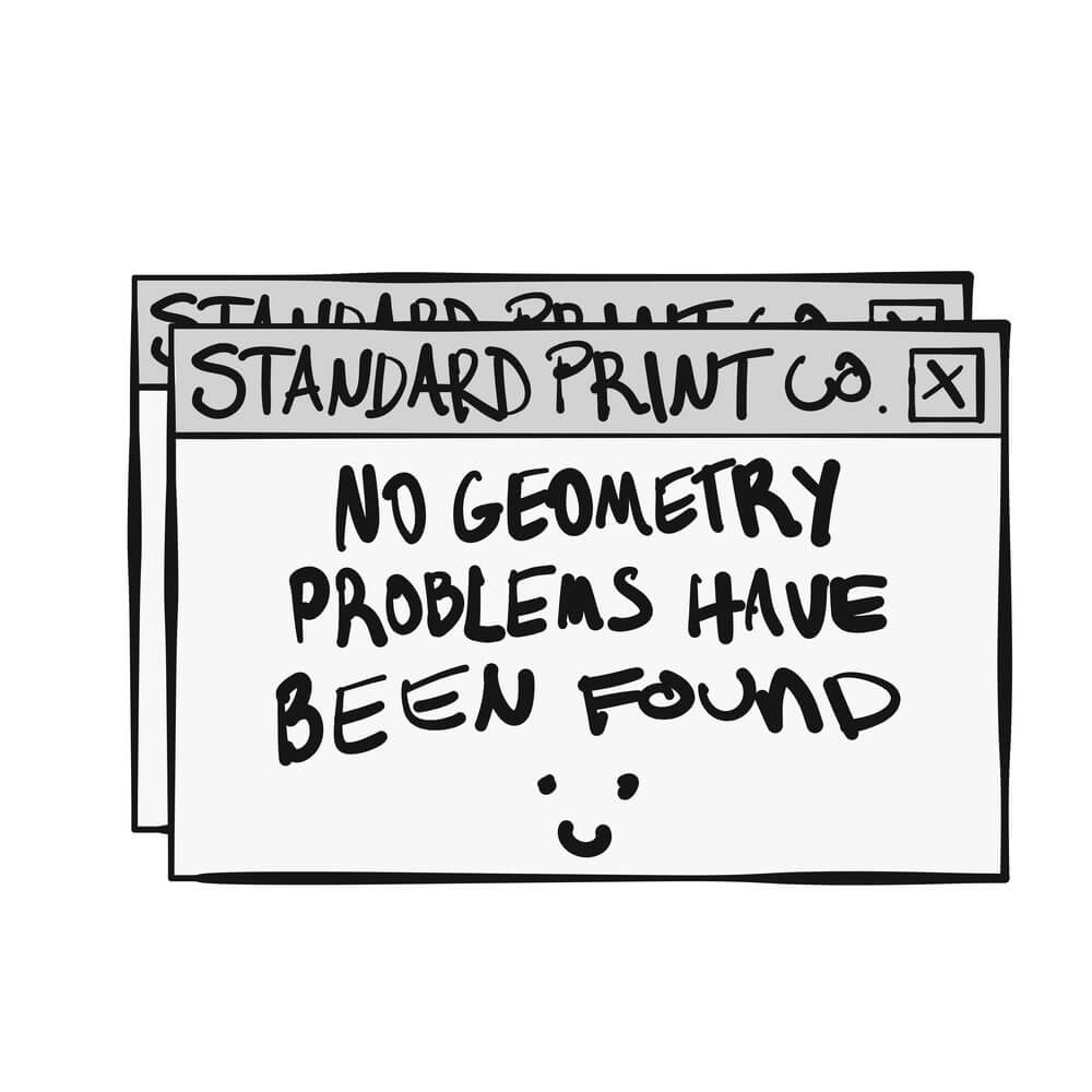 Geometry problems may become a thing of the past with the 3MF format