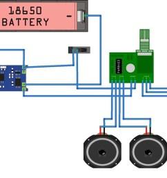 bluetooth speaker wiring diagram free download [ 1024 x 806 Pixel ]