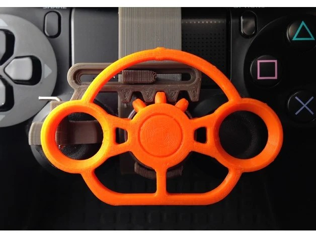 Weekend Project 3D Print A Mini Steering Wheel For Your