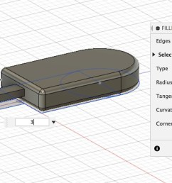 2019 fusion 360 tutorial for 3d printing 4 easy steps [ 1284 x 722 Pixel ]